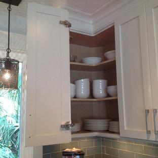 Easy Reach Corner Cabinet Houzz
