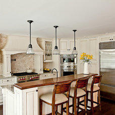 Traditional Kitchen by Paul L. Johnson Interiors