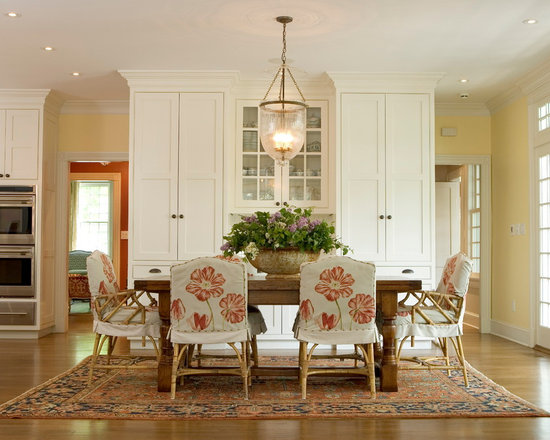 open kitchen to dining room | houzz