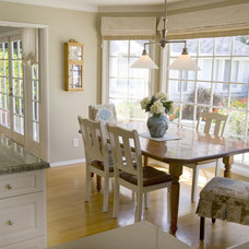 Traditional Kitchen by Talianko Design Group, LLC