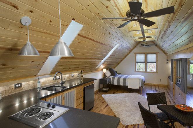 Contemporary Kitchen by Thomas Lawton Architect