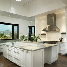Contemporary Kitchen by Soloway Designs Inc | Architecture + Interiors