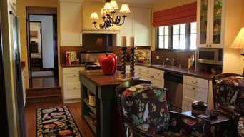 Eclectic, Bold Santa Barbara Kitchen