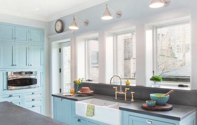 10 Top Backsplashes to Pair With Concrete Counters