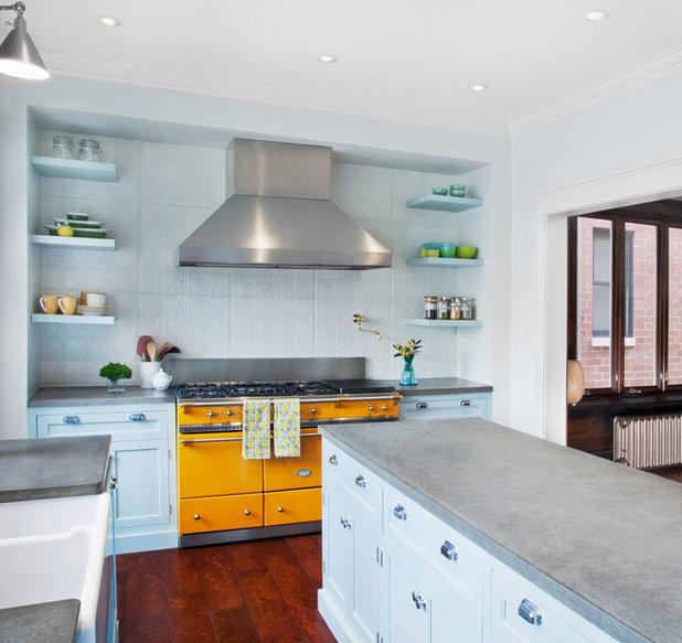 Klassisch modern Küche by Randall Architects
