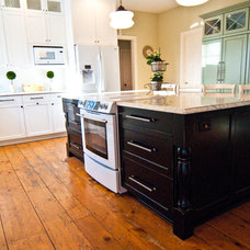 Eclectic Kitchen by Woodways