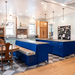 Eclectic Country Craftsman