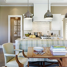 Traditional Kitchen by David Michael Miller Associates