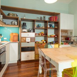 eclectic fremantle kitchen
