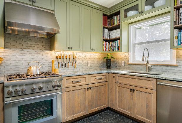 Неоклассика Кухня by M&M Interiors