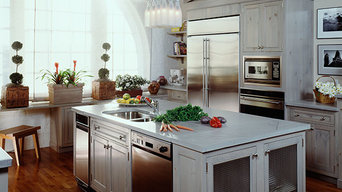 Eclectic Idea House kitchen
