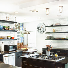Eclectic Kitchen by Design Platform