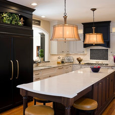 Eclectic Kitchen by Casa by Charleston