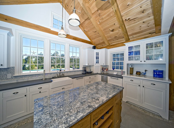 Eclectic Kitchen by ARCHIA HOMES