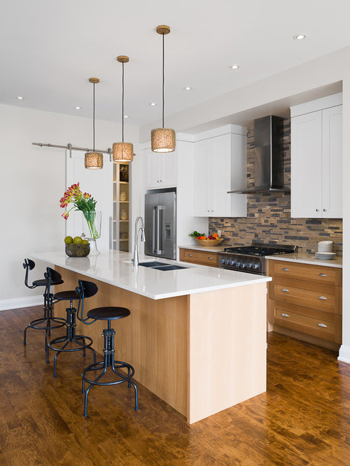 Eclectic Kitchen Design By Astro Ottawa