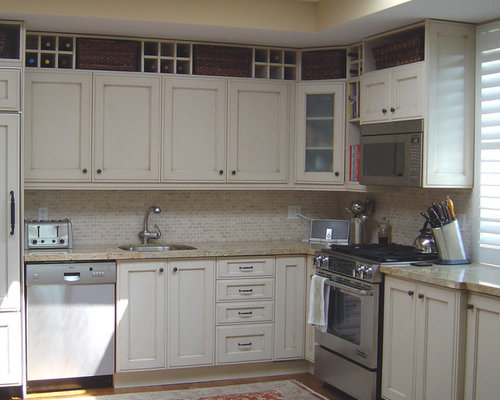 Space Above Kitchen Cabinet Home Design Ideas Pictures Remodel And
