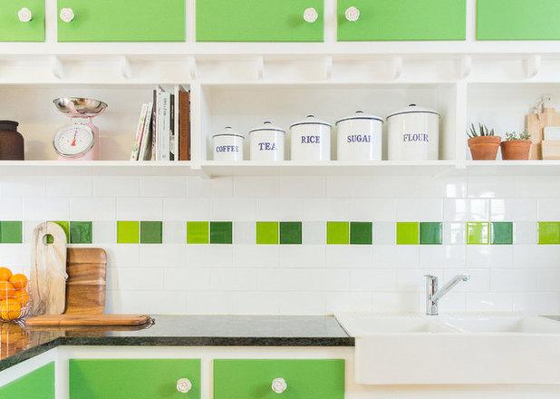 A Kitchen to Melt Kermit the Frog's Heart