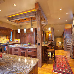 eclectic kitchen by Design Associates - Lynette Zambon, Carol Merica