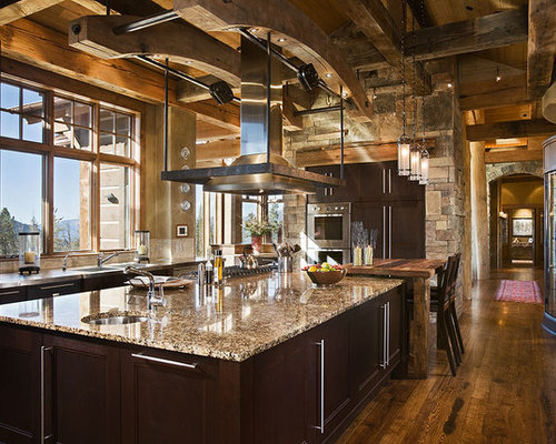 Rustic Modern Mix Houzz