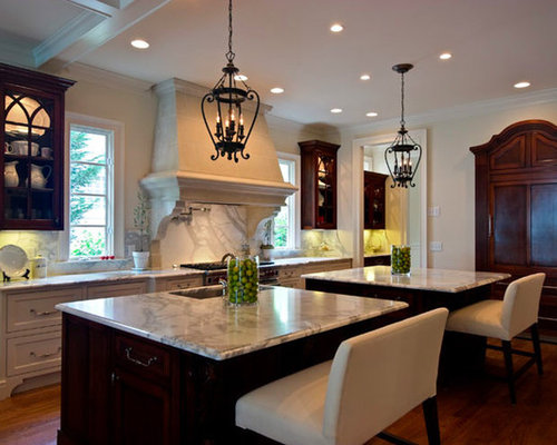 Example Of An Eclectic Kitchen Design In Atlanta