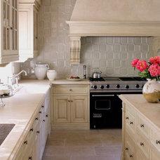 Eclectic Kitchen by Walker Zanger