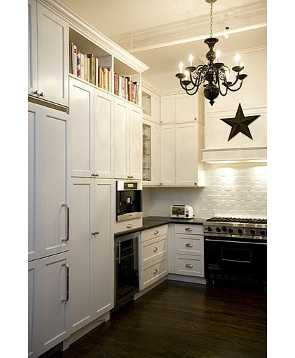 eclectic kitchen by ABCD Design LLC