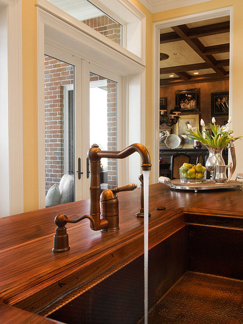 Country Kitchen Faucets Houzz