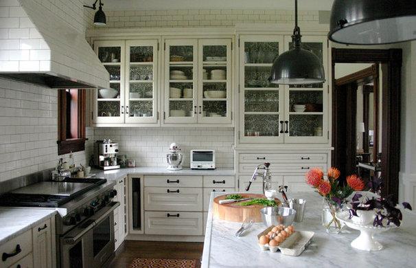 Eclectic Kitchen by Rebekah Zaveloff | KitchenLab