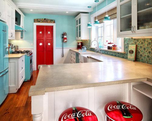 cuisine coca cola prints photos et id es d co de cuisines. Black Bedroom Furniture Sets. Home Design Ideas