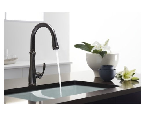 Oil Rubbed Bronze Faucet | Houzz