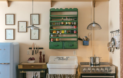 Renter's Dilemma: How to Update an Indian-Style Kitchen Design