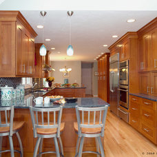 Eclectic Kitchen by Divine Kitchens LLC