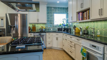 Eclectic Kitchen Remodel
