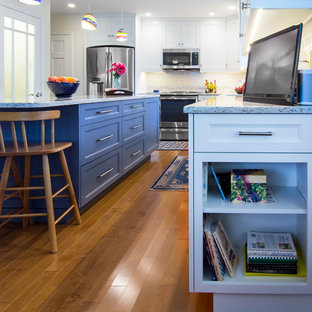 Eclectic Kitchen Remodel in West Chester, PA