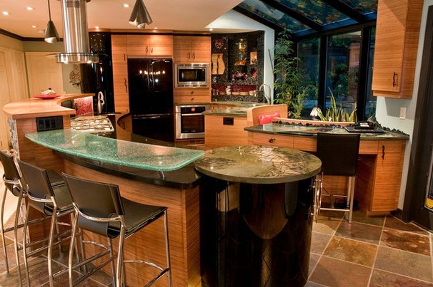 Contemporary Kitchen by Total Living Concepts