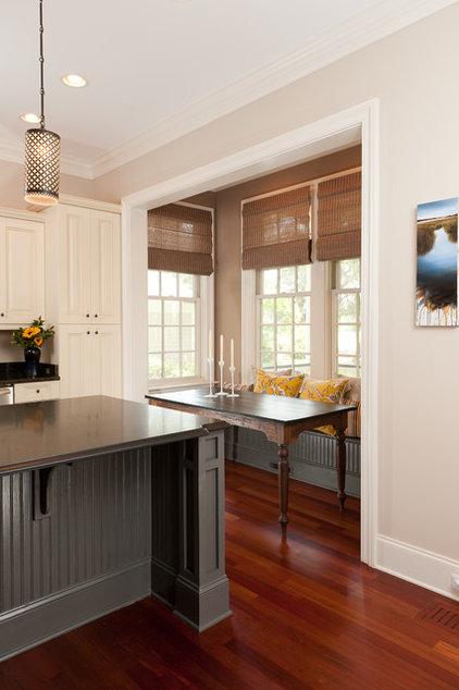 Eclectic Kitchen by Sandra Ericksen Design