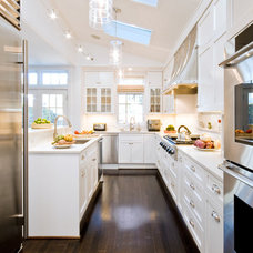 Eclectic Kitchen by William V. Noval