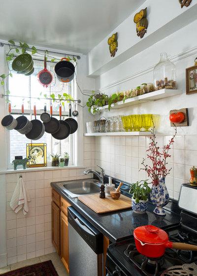 Eclectic Kitchen by Studio Sven
