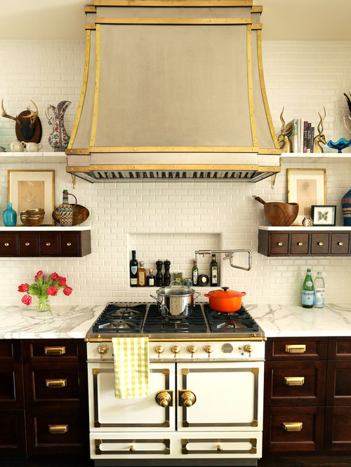 Eclectic Kitchen Island Ideas