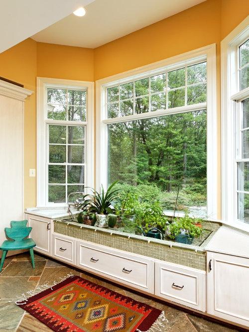 Herb Garden Window Houzz