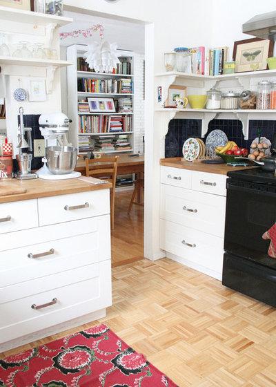 Ecléctico Cocina Eclectic Kitchen