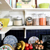 Displaying Kitchen Supplies — Hot or Not?