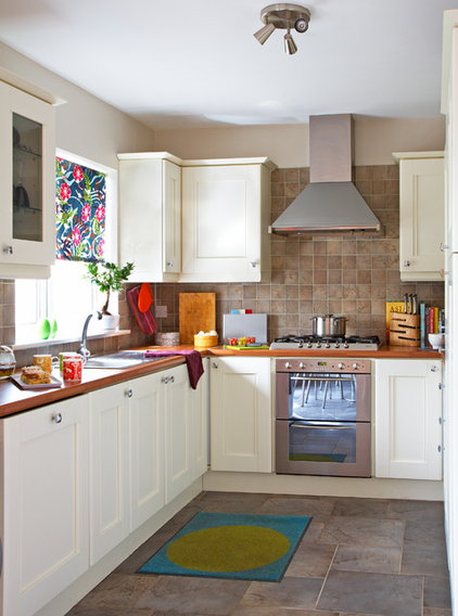 Eclectic Kitchen by Think Contemporary