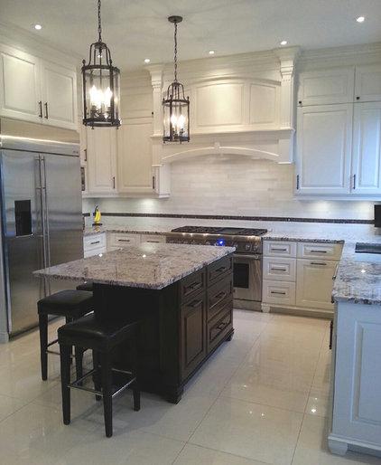 Eclectic Kitchen Eclectic Kitchen Tile