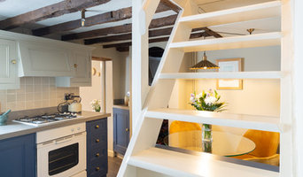 Eclectic Modern Cottage Kitchen