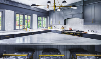 Eclectic Modern Kitchen, East Hampton NY