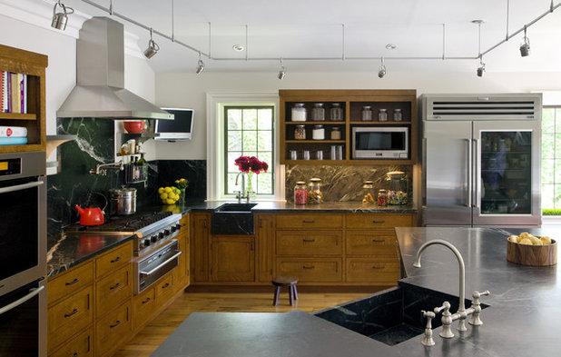 トラディショナル キッチン by LDa Architecture & Interiors