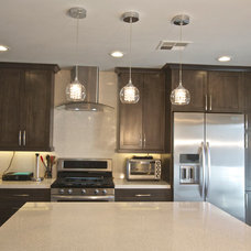 Contemporary Kitchen by Country Club Remodeler
