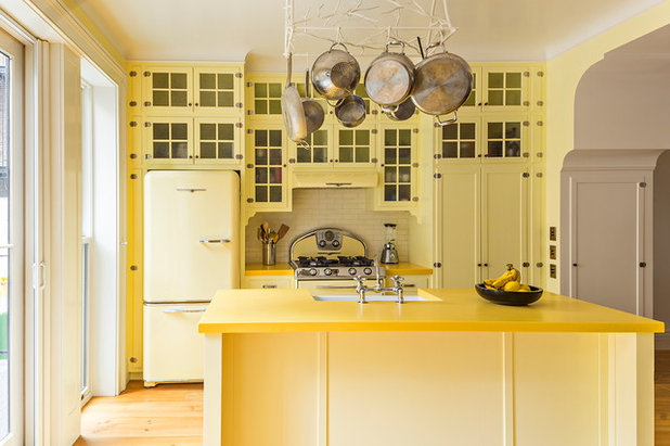 Traditional Kitchen by Gramercy Design
