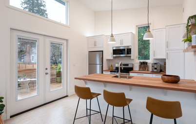 See an Eco-Friendly Backyard Cottage in 700 Square Feet